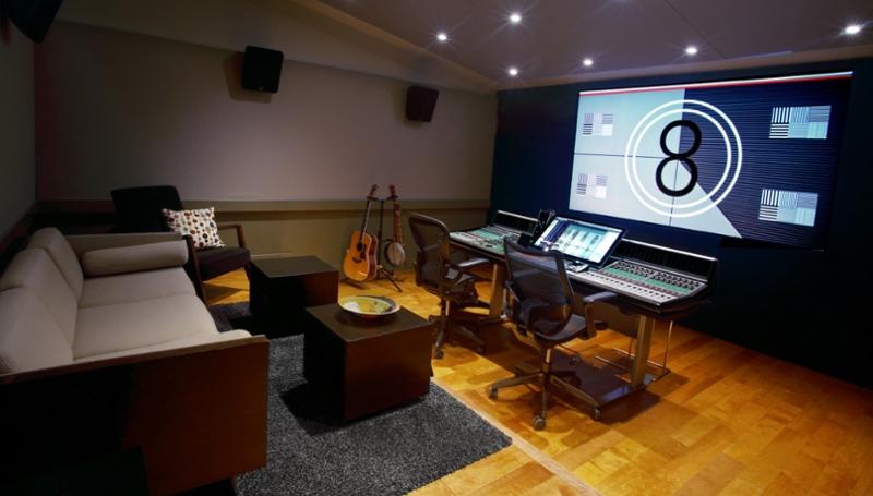 Derek Vanderhorst's studio