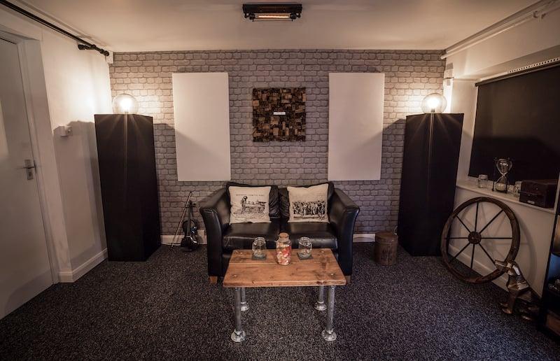 344 Audio studio