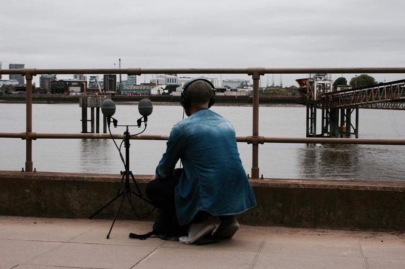 Enos Desjardins field recording