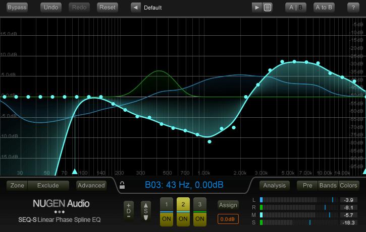 NUGEN Audio SEQ-S