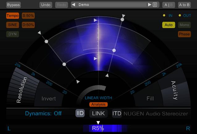 NUGEN Audio Stereoizer