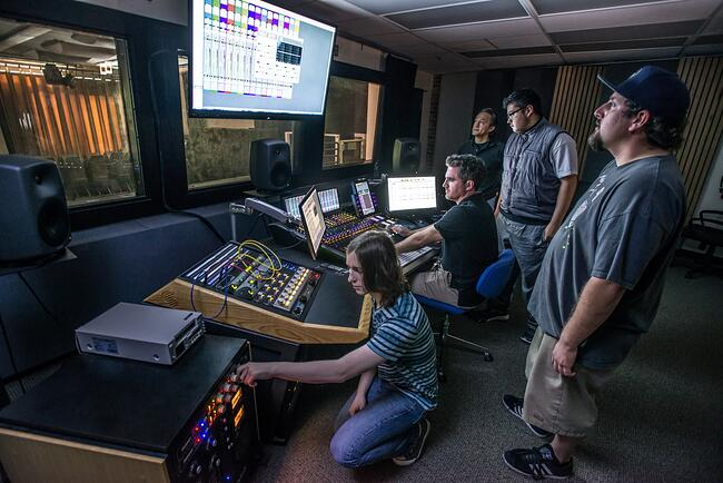Studio at Foothill College