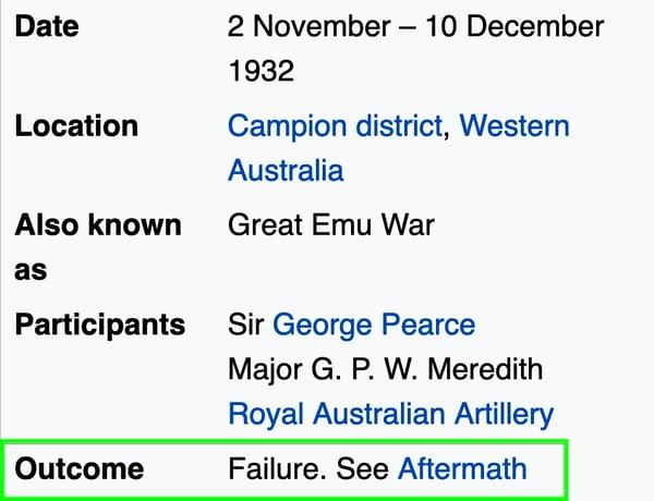 Image 2 - Emu Victory