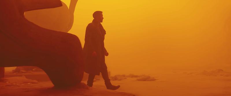 Blade Runner 2049 Desert Walk