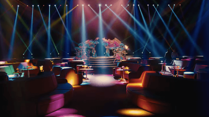 Blade Runner 2049 Hologram Fun House