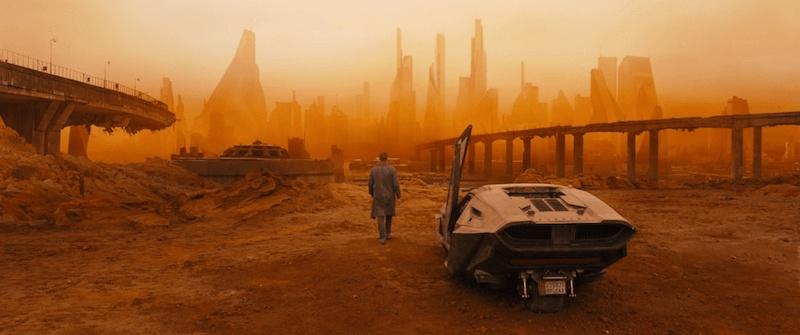 Blade Runner 2049 K Spinner