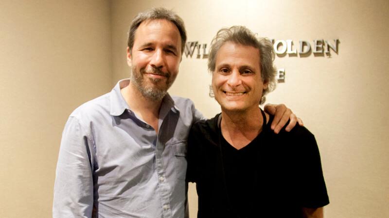 Blade Runner 2049 Denis Villeneuve and Mark Mangini