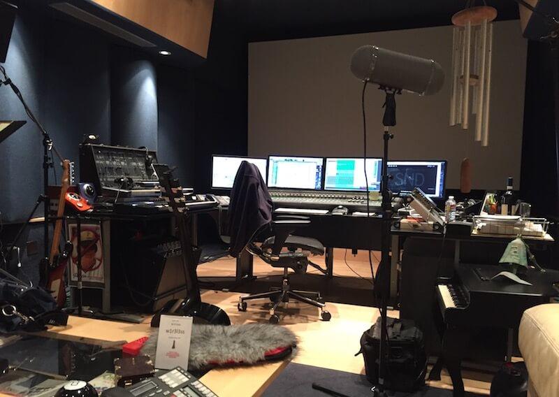 Blade Runner 2049 Marks Studio