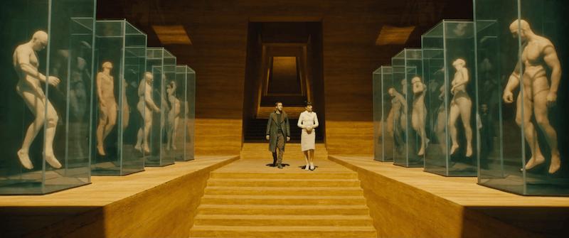 Blade Runner 2049 Wallace Office