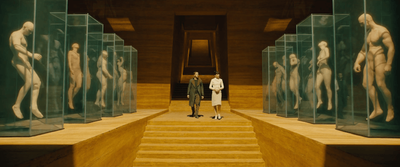 Blade Runner 2049 Wallace Office