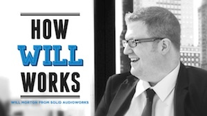Will Morton from Solid Audioworks