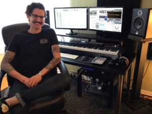 Justin Hollis Hexany Audio