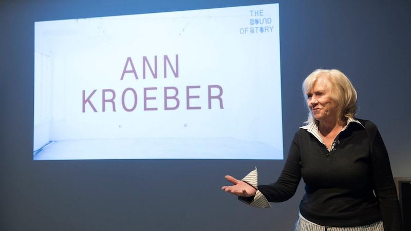 Ann Kroeber - The Sound of Story 2016