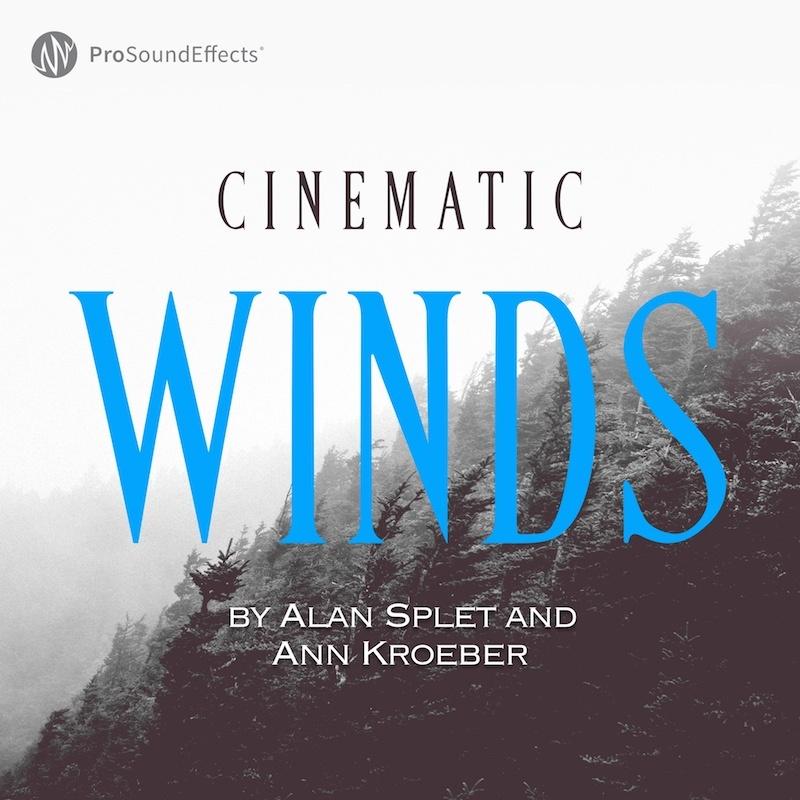 Cinematic Winds - By Alan Splet & Ann Kroeber