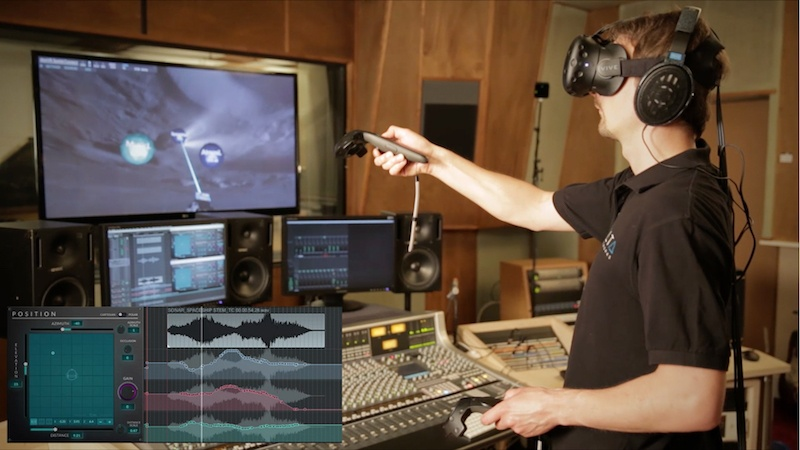 dearVR Spatial Connect 3D Mix