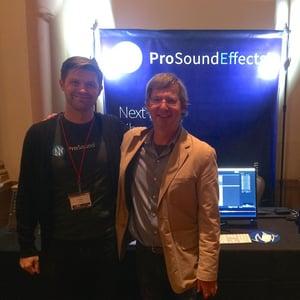 David Forshee and Brian Schmidt