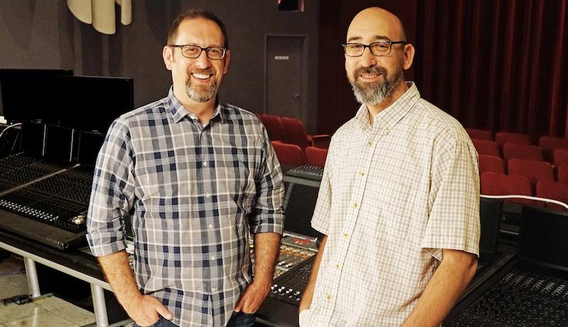 Mandell Winter & David Esparza