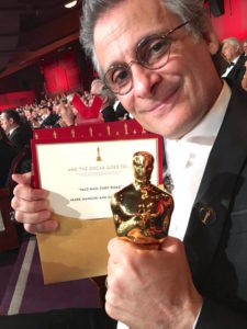 Mark Mangini Academy Award®