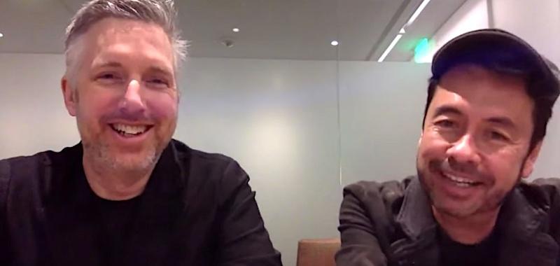 Matthew Wood & Ren Klyce