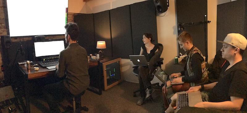 Pro Sound Effects Editing Team
