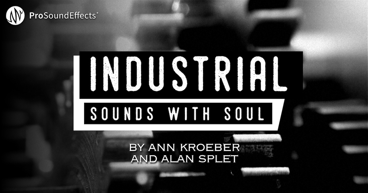 Industrial Sounds with Soul