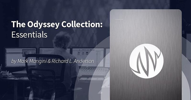 The Odyssey Collection: Essentials - by Mark Mangini & Richard L. Anderson