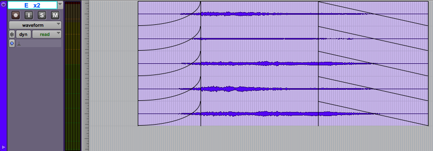 Pro Tools Session Template Surround Utility Tracks