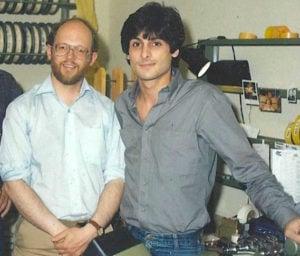 Richard Anderson & Mark Mangini