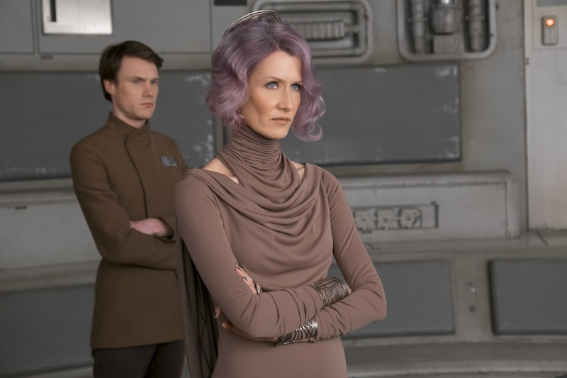 Star Wars: The Last Jedi - Amilyn Holdo