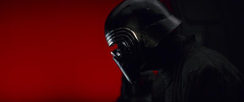 Star Wars: The Last Jedi - Kylo Ren