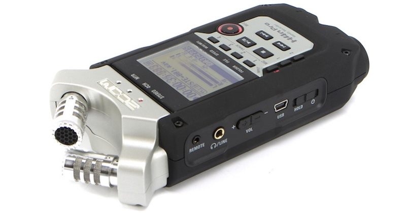 Zoom H4N Portable Recorder