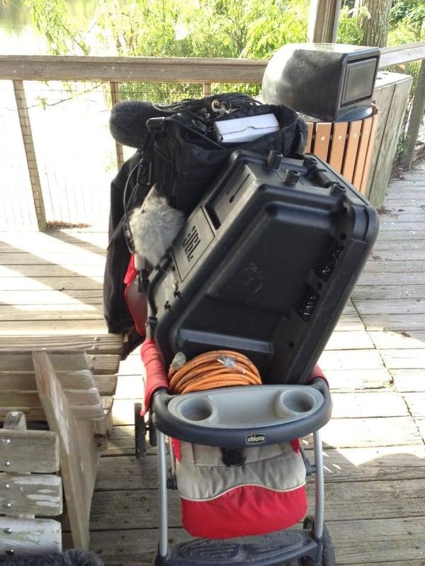 JBL Stroller
