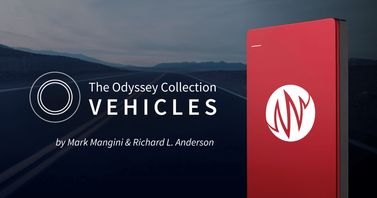 The Odyssey Collection: Vehicles
