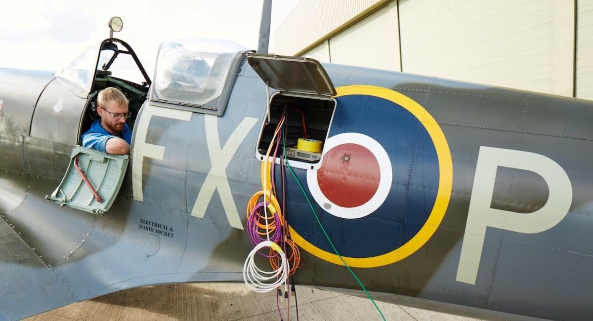 spitfire-plane-recording