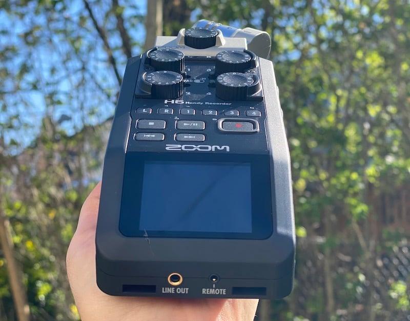 Zoom recorder
