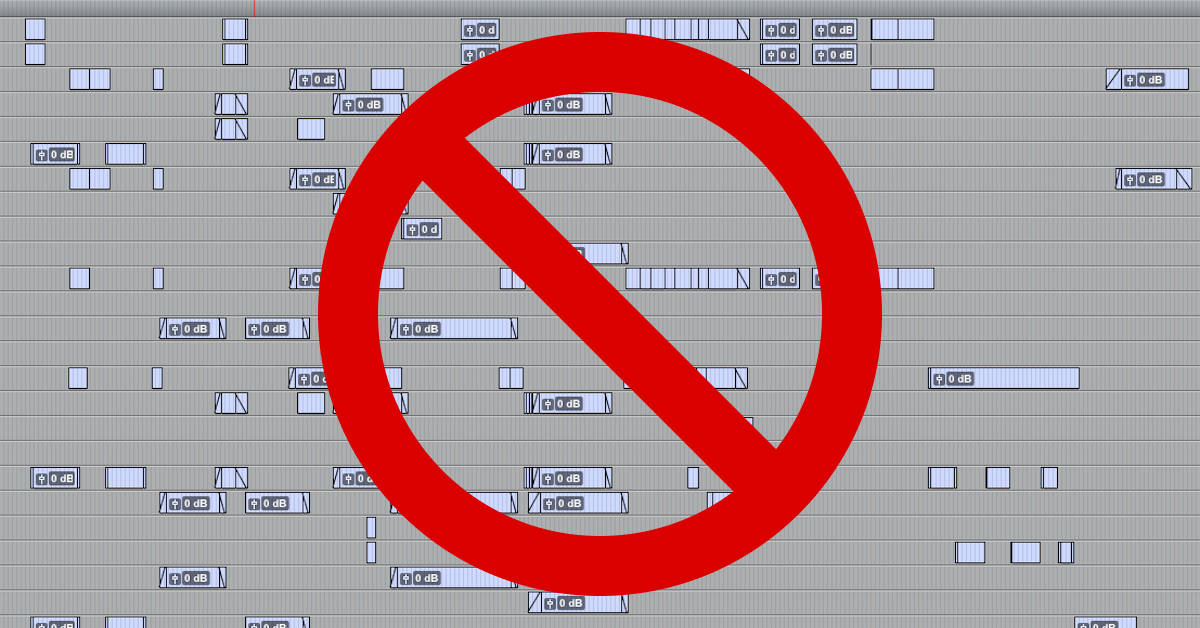 Top 5 Mistakes All Beginner Sound Editors Make