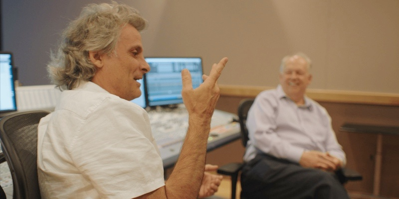 Storytelling with Mark Mangini and Richard L Anderson
