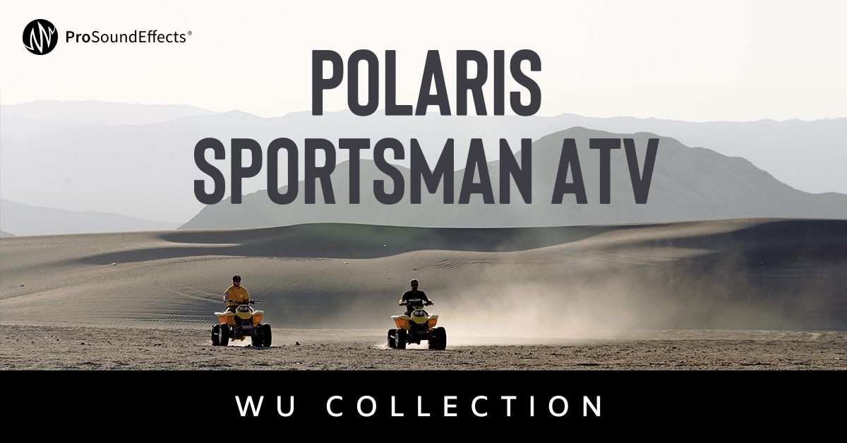 Wu Collection: Polaris Sportsman ATV