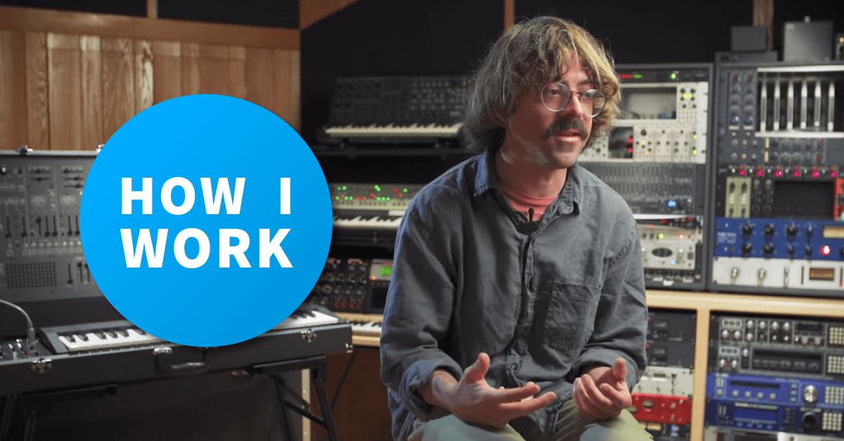 How Sound Artist Robby Stambler Works