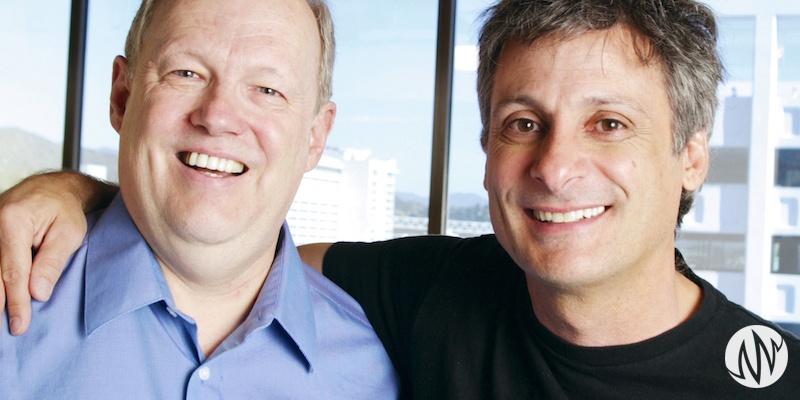 Richard Anderson and Mark Mangini