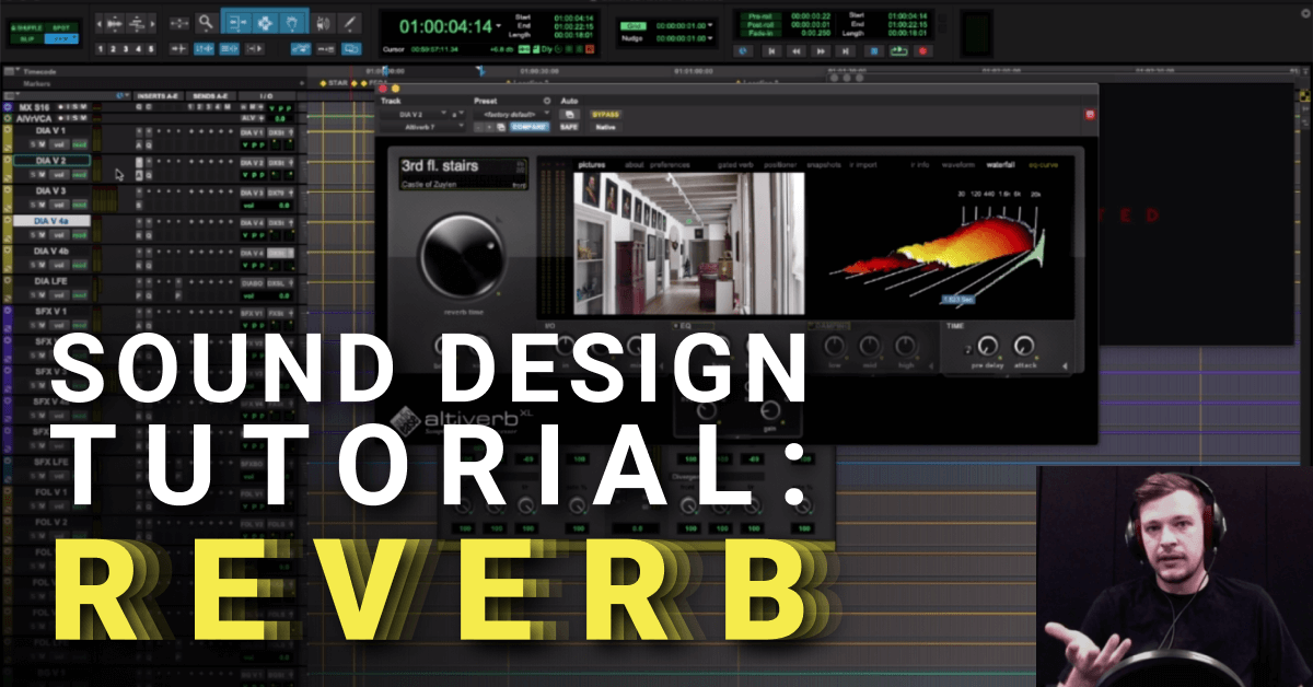 Reverb Sound Design Tutorial